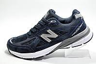 Мужские кроссовки в стиле New Balance 990 Classic, Dark blue