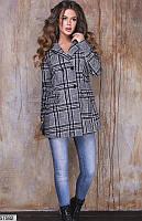 Жакет женский демисезонный кашемир на подкладке 42-58 размеров