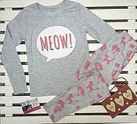 Пижамка для девочки подростка ТМ Фламинго