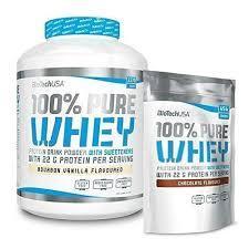 Протеин Biotech 100% Pure Whey 454g Chocolate