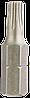 Бита TORX 1 25мм (ТО-10) звездочная