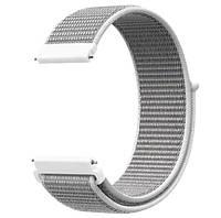 Нейлоновый ремешок для часов Huawei Watch GT / GT Active 46mm - White, фото 1
