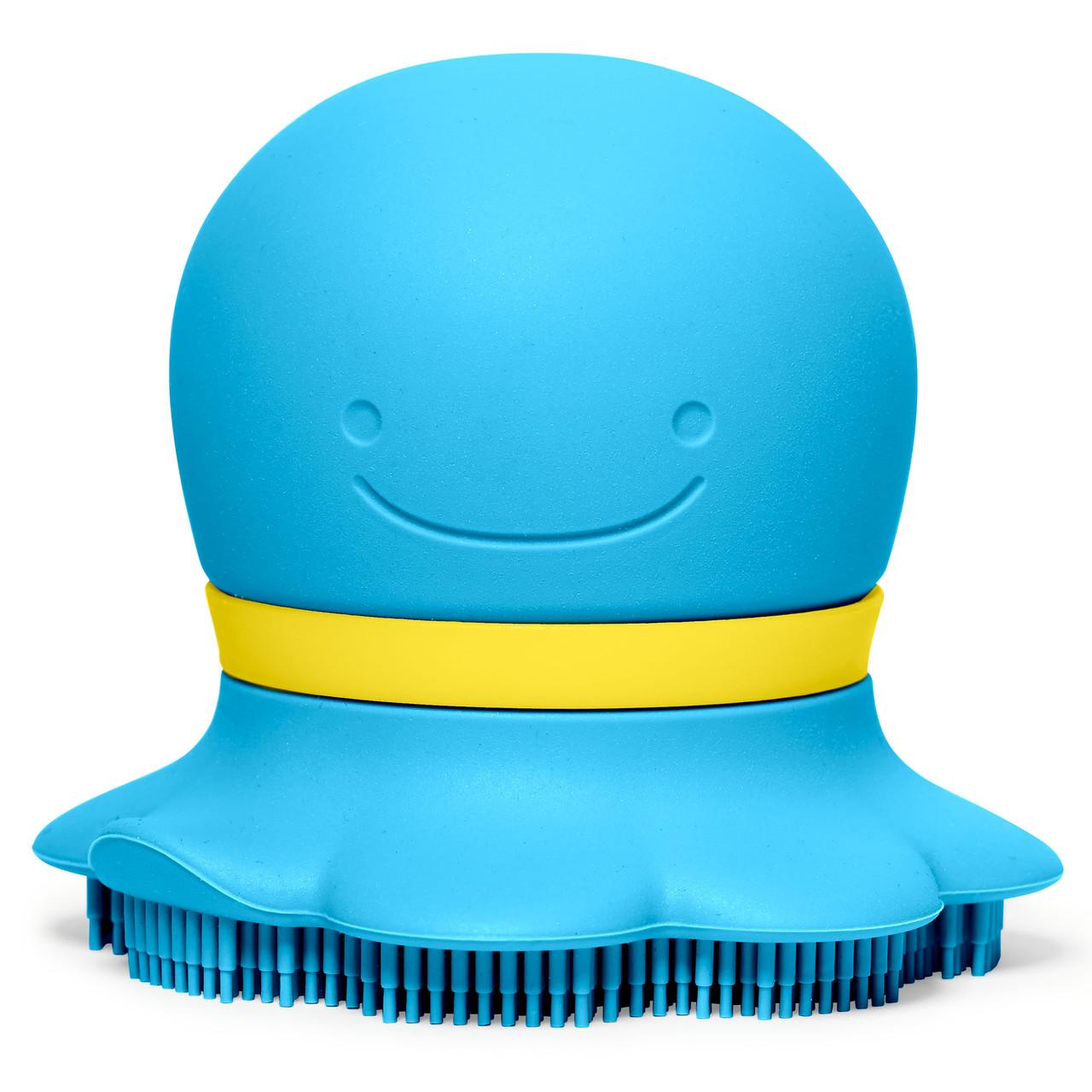 Skip Hop - Силиконовая мочалка Moby - Friends Silicone Soap Sudsy