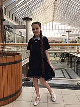 Школьное платье для девочки Школьная форма для девочек Colabear Турция 184283A