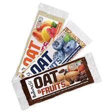 Протеиновые батончики Biotech Oat&Fruits 70g Chocolate Banana