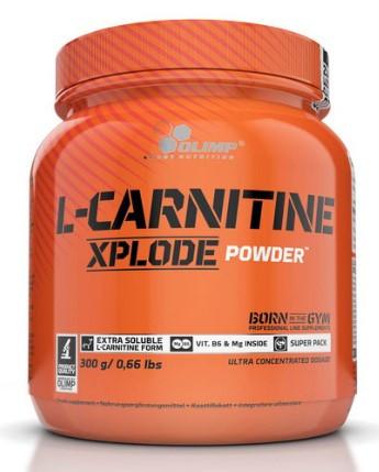 L-Carnitine Xplode powder (300 g) OLIMP