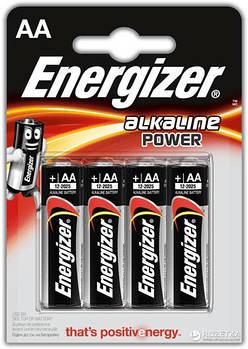 Батарейки алкалиновые Energizer Max АА