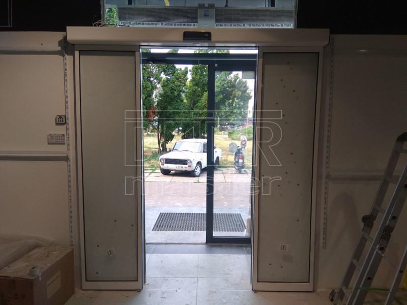 Автоматические двери ERS, Магазин детской одежды Barabulka 30.07.2019 (г. Черкассы)