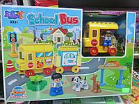 """Конструктор для мальчиков """"School Bus"""""""