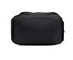 Рюкзак міський Casual Чорний з usb виходом, фото 7