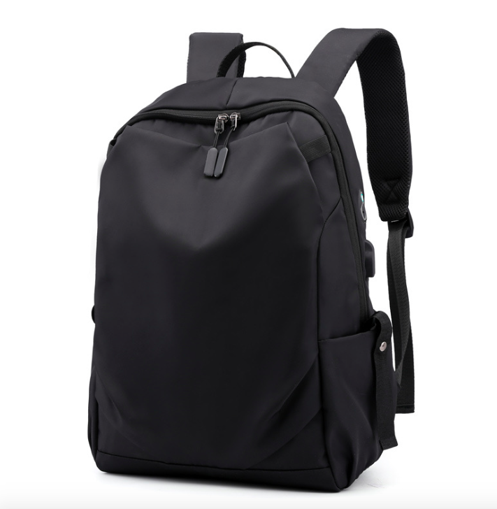 Рюкзак міський Casual Чорний з usb виходом