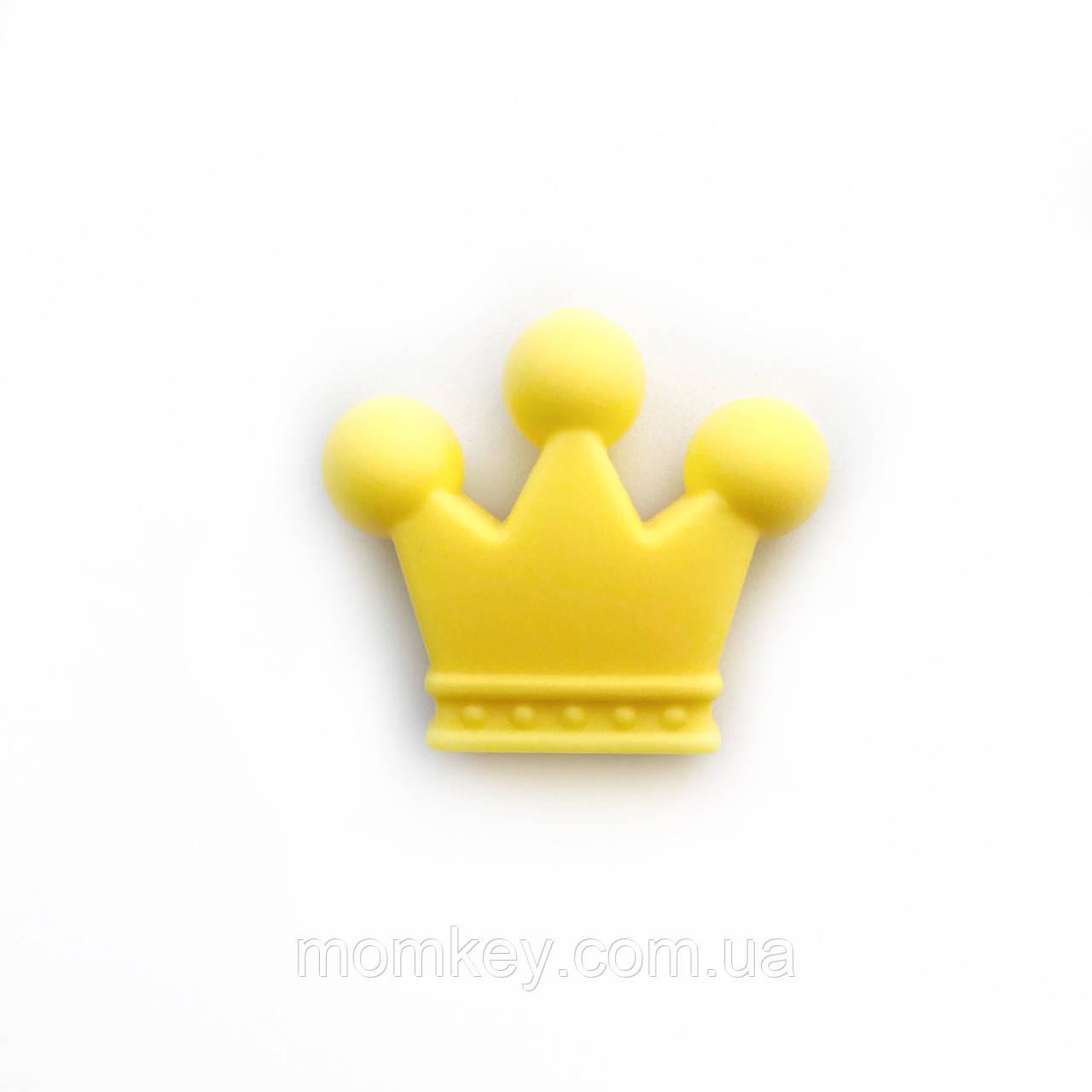 Корона 35*30*7 мм (жёлтый)