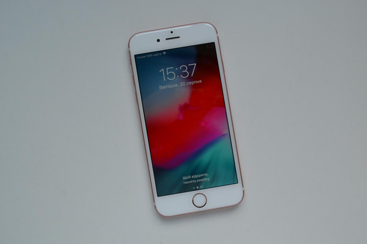 Apple iPhone 6s 32Gb Rose Gold Neverlock Оригинал!