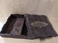 Коробка из дерева / фанеры