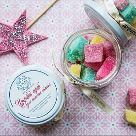 Сахарный скраб handmade 100Г.