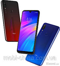 Смартфон Xiaomi Redmi 7 3 64Gb  EU blue, фото 3