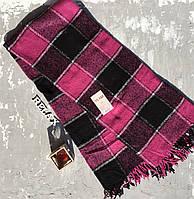 Плед Палермо розовый/черный 140*200 Влади