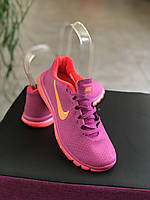 Женские кроссовки для бега и фитнеса Nike free 3.0 фиолетового цвета 36