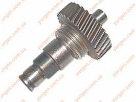 Шпиндель в сборе для цепной электропилы rebir KZ1-300/KZ1-400
