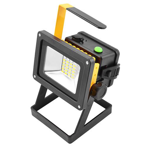 Кемпінговий ліхтар BL204 20LED+4LED, 3x18650, зі стробоскопом