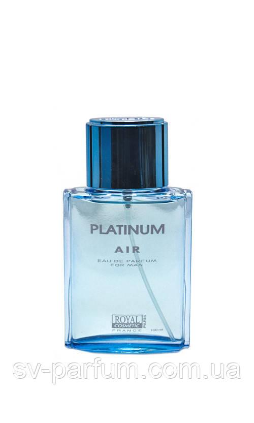 Туалетная вода мужская Platinum Air 100ml Тестер
