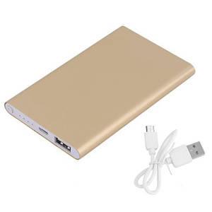 Power Bank Xiaomi Mi Slim 12000 mAh Только серебро реплика