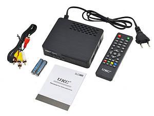 Тюнер цифровой UKC DVB-T2 7820