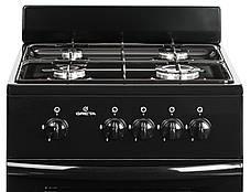 Плита газовая Greta 1470-00-17 Черный, фото 3