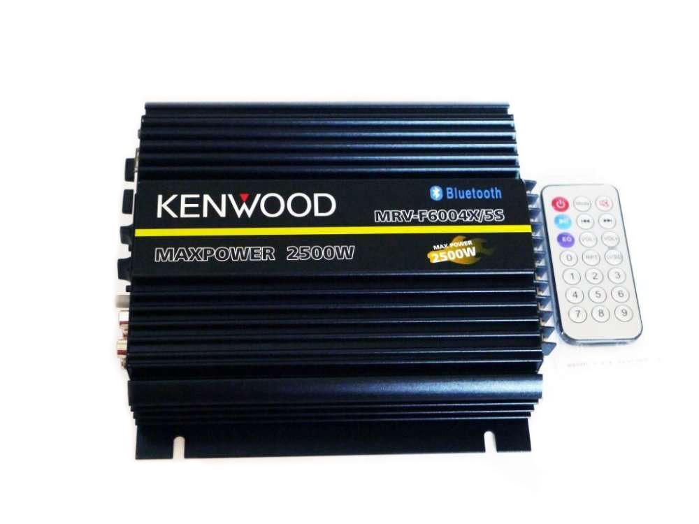 Підсилювач Kenwood MRV-F6004X 5S 2500W 4-х канальний