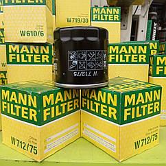 Масляный фильтр Mann W712/75