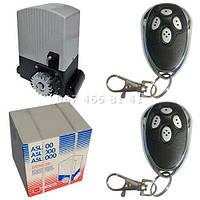 AN-Motors ASL500KIT автоматика для откатных ворот комплект