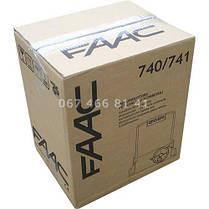 FAAC 741 Kit автоматика для откатных ворот комплект, фото 2