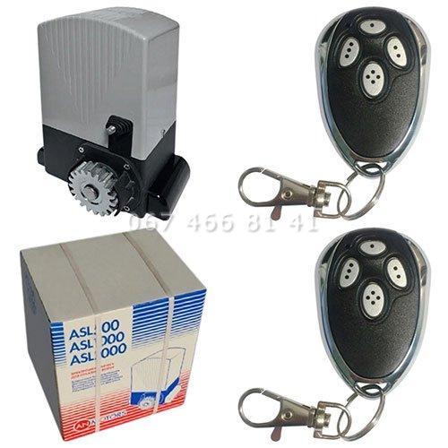 AN-Motors ASL1000KIT автоматика для откатных ворот комплект