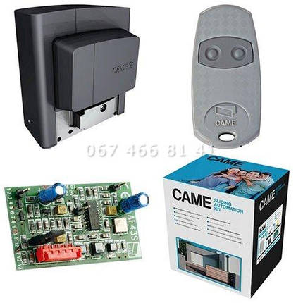 Came BK-1200 Base автоматика для откатных ворот комплект, фото 2