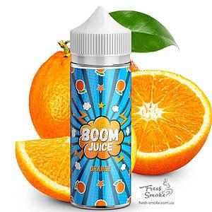 Жидкость для Электронных Сигарет BOOM Juice 120 мл Orange, 0 мг