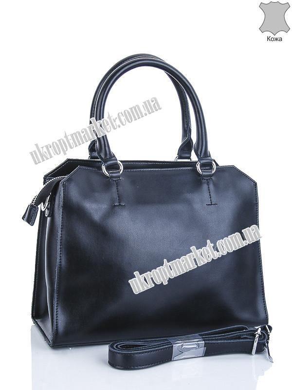 "Сумка женская 9015 black (29х24 черный) ""Top bags"" LG-1577"