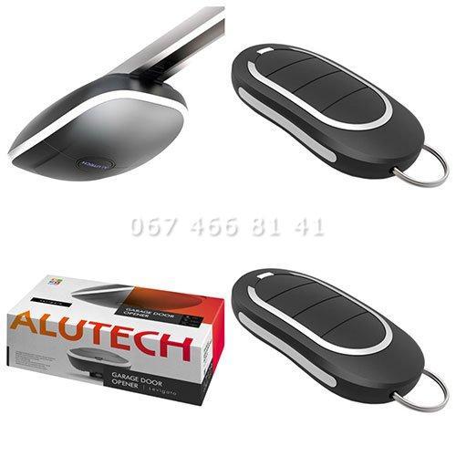Alutech Levigato LG-1200 автоматика для секционных ворот комплект