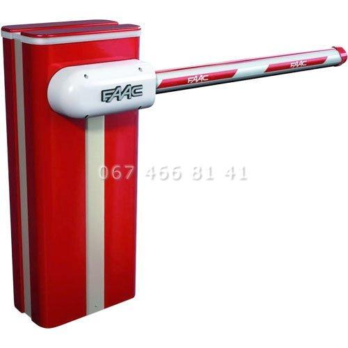 FAAC B680H Rapid 4,3 м шлагбаум
