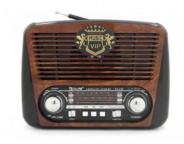 Портативный радиоприемник Golon RX-436