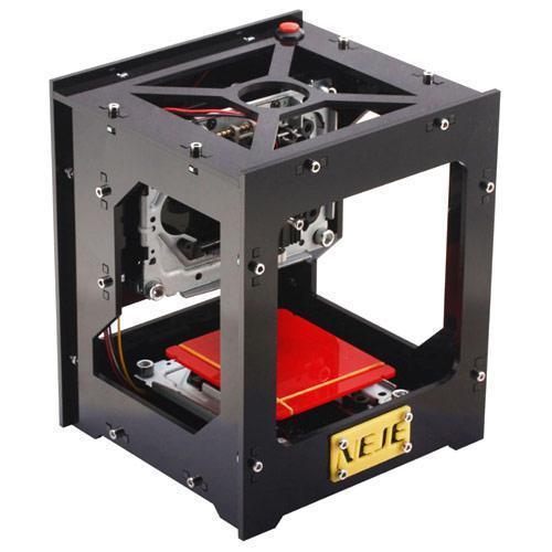 Верстат випалювач лазерний гравірувальний Neje DK-8-KZ 1000 мВт