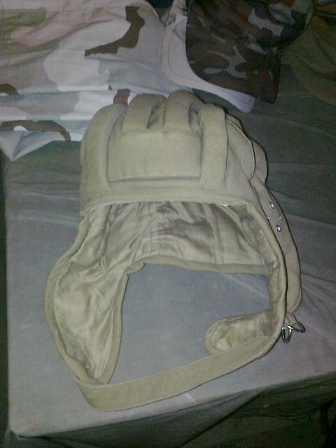 Шлем десантный