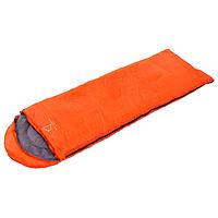 Спальный мешок Wolf Leader  Оранжевый S100