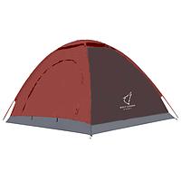 Палатка Wolf Leader  2-места Красный P115