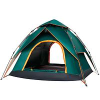 Палатка Wolf Leader 3-4 места Зеленый P340
