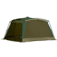 Туристическая палатка-шатер Wolf Leader 5-мест Зеленый