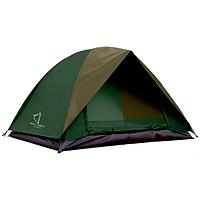 Палатка Wolf Leader 2-места Зеленый P051