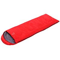 Спальный мешок Wolf Leader  Красный S100