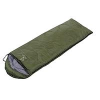 Спальный мешок Wolf Leader  Зеленый S100
