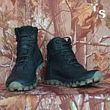Трекінгові черевики B-5 чорні, фото 5