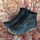 Трекінгові черевики B-5 чорні, фото 2